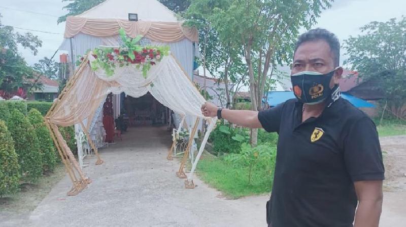 Positif COVID, Pria di Riau Nekat Menikah