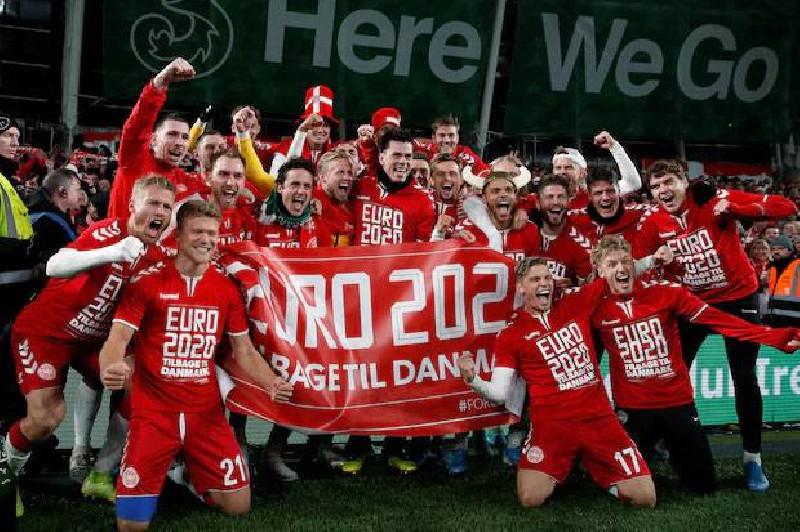 Denmark Target Menang dengan Finlandia Laga Pembuka Eropa 2020