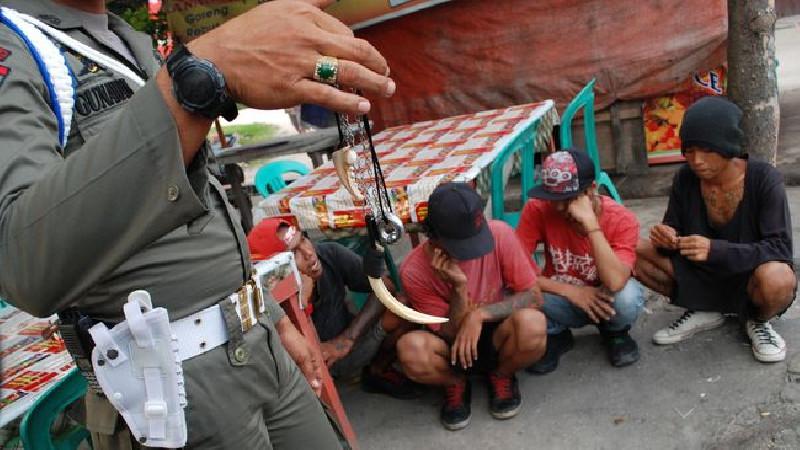 Jokowi Beri Perintah Polisi Ringkus Pelaku Pungli di Batam