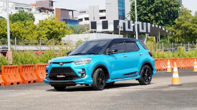 Toyota Pangkas Inden Raize Jadi 2 Bulan