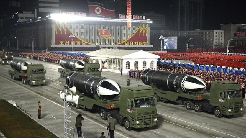 AS Akui Terancam Dengan Rudal dan Nuklir Milik Korea Utara