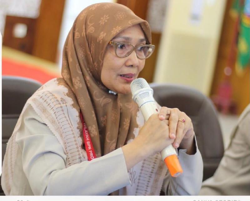 Kepala TU BPN: Kanwil BPN Provinsi Aceh Optimis Dapat Penghargaan WBK