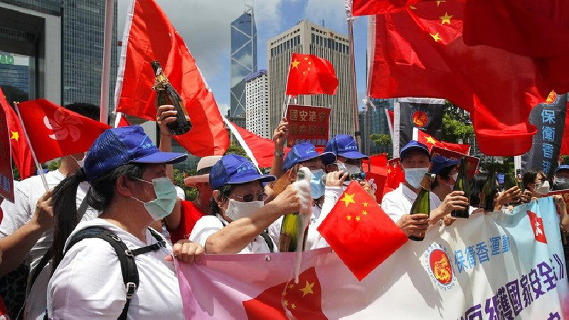 Amnesty International: UU Keamanan Baru Ciptakan Darurat HAM di Hong Kong