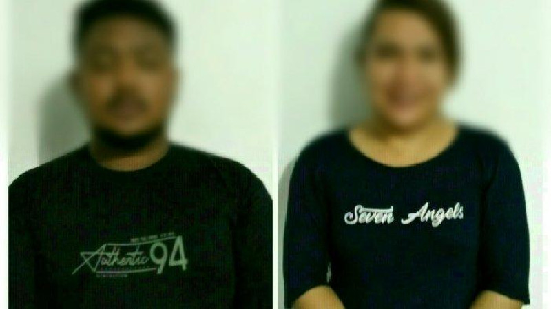 Satpol-PP Ciduk Pasangan Homo Di Banda Aceh
