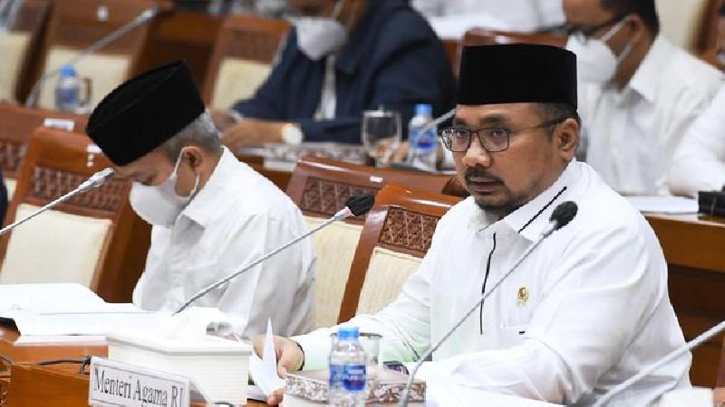 Alasan Keputusan Menag Batalkan Haji 2021