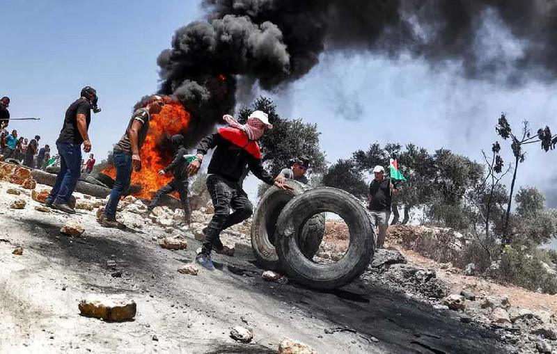 Warga Palestina Tewas Ditembak di Tepi Barat