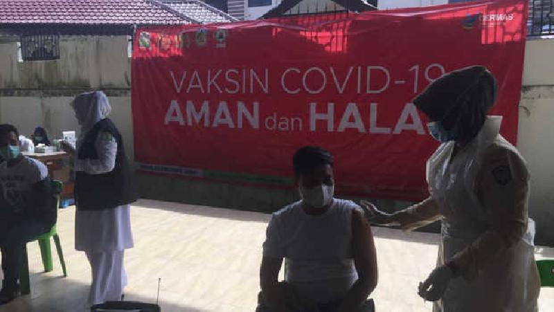Stock Vaksin di Aceh Tinggal 1.000 Dosis