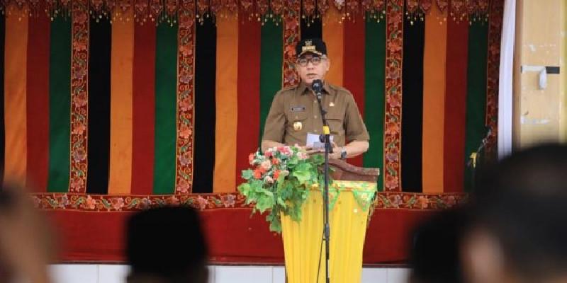 Gubernur Nova Ajak Masyarakat Sukseskan Vaksinasi Covid-19