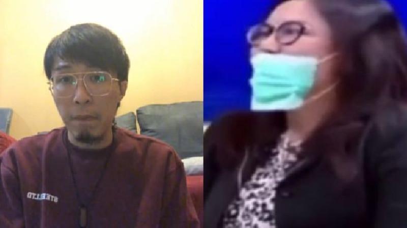 Dokter Tirta Bongkar Sosok dr Lois yang Tak Percaya Covid-19