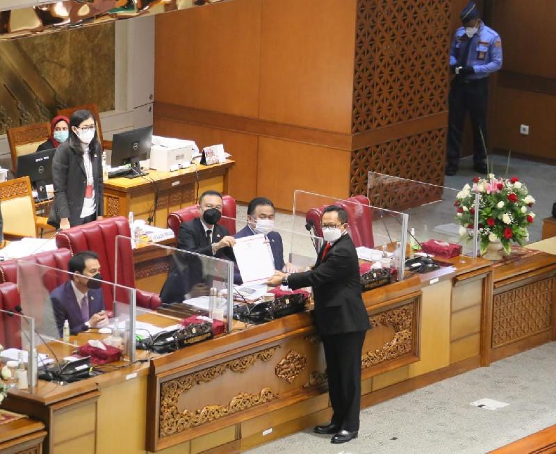 RUU Perubahan Otsus Papua Disahkan Jadi UU, Mendagri: Komitmen Pemerintah, Sejahterakan Papua