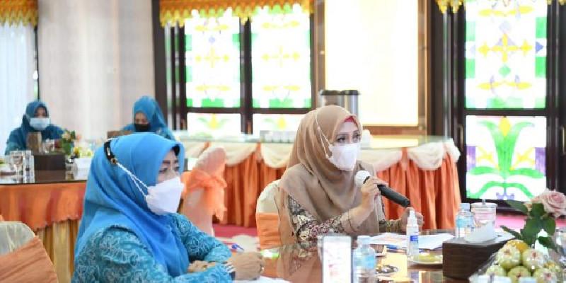 Dyah Erti: Peran Keluarga Penting untuk Optimalisasi Kesehatan Perempuan dan Anak