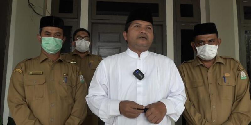 Ketua MPU Aceh Ajak Masyarakat Proaktif Ikut Vaksinasi Covid-19