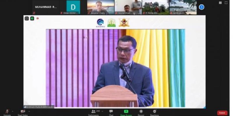 Pemerintah Aceh Persiapkan SDM Untuk Kelola Potensi SDA Aceh