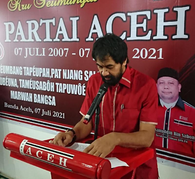 Tanggapi Soal Pilkada Aceh, Mualem Komitmen Harus di Tahun 2022