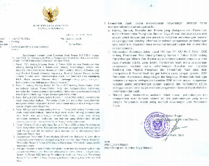 Kemendagri Tanggapi Surat Gubernur Aceh Terkait Pengelolaan Migas, Berikut Isinya