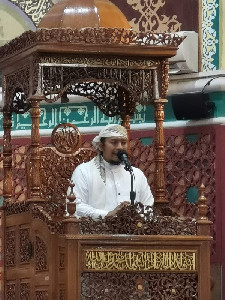 Ustadz Abu Abdillah Imam: Hakikat Pengorbanan Seorang Muslim