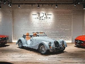 Mobil Klasik, Morgan Plus Four Ditaksir Rp 2,18 M di Indonesia