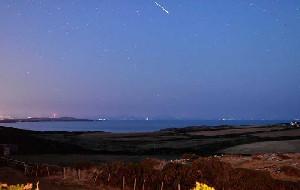 Meteor Seberat 10 Kg Diduga Jatuh di Norwegia