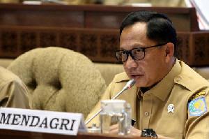 Mendagri Tegur Keras Aceh karena Belum Realisasi Anggaran Covid dan Nakes