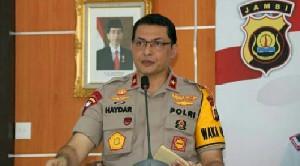 Irjen Pol Ahmad Haydar Jabat Sebagai Kapolda Aceh
