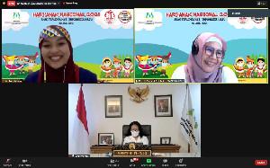 Hari Anak Nasional, Wakil Ketua KPK: Anak-Anak Harus Jadi Pelopor Dari Kejujuran