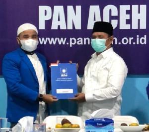 DPD PAN Agara Dipimpin Oleh Seorang Ustaz
