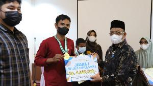 5 Anak Disabilitas Wakili Aceh Pada FLS2N Tingkat Nasional 2021