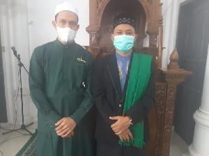 Pelaksanaan Shalat Idul Adha dan Qurban Masjid Aceh Darussalam Cikupa Tangerang