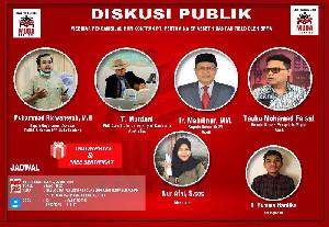 DPP Muda Seudang Adakan Diskusi Publik Terkait Pengalihan Pertamina Rantau oleh BPMA