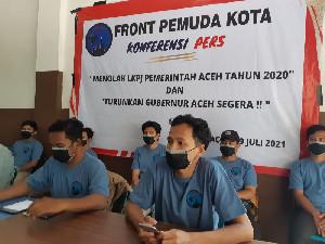 FPK: Turunkan Gubernur Aceh Segera