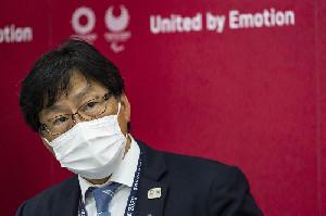 Olimpiade, Pejabat Olimpiade Tokyo Menangis Saat Umumkan Event Digelar