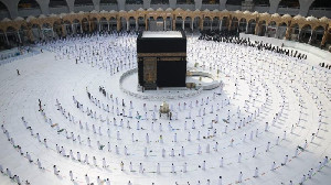 Pemerintah Arab Saudi Sebut, Tidak ada infeksi COVID-19 di Antara Jemaah Haji