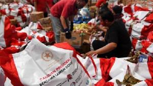 Penyaluran Program Sembako Untuk Aceh Disalurkan BSI
