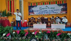 Kadisdik Aceh, Melaunching Gerakan Zikir dan Mengaji Sebelum Belajar di Sabang