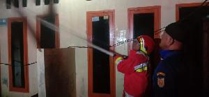 2 Unit Rumah Terbakar di Banda Aceh