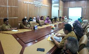 Bappeda Aceh Besar Gelar Persiapan Finalisasi RKPD 2022