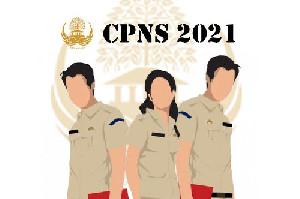 44 Formasi Tersedia, Pelamar CPNS Kemenag Aceh Capai 2.204 Orang