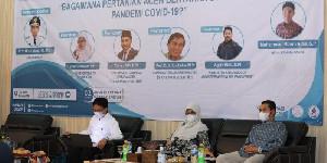IKAMAPA Gelar Diskusi Publik Pertanian Aceh, Gubernur Nova: Pertanian Penyumbang Utama PDRB