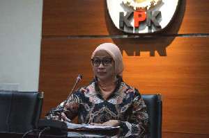 KPK Tindak Tegas Gratifikasi Untuk Industri Jasa Keuangan