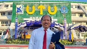 Soal Kemiskinan, Rektor UTU Imbau Warga Stop Serang Gubernur Aceh