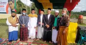 Aceh Tengah, Bardan Sahidi Menjadi Khatib Pelaksanaan Shalat Eid Adha Didesa Bah