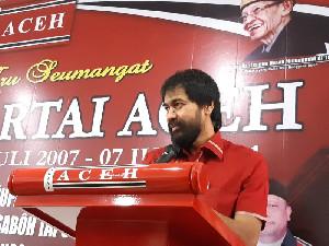 Mualem: Penguasa Aceh Saat Ini Cari Untung Pribadi