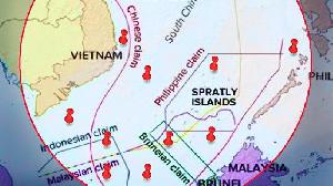 China Kirim Jet Tempur ke Blok Gas Malaysia
