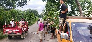 Penambalan Jalan Berlubang, Lintas masyarakat dan Organisasi Bandar Pusaka Gotong Royong