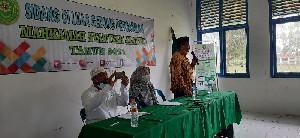 Lauching SI-JALIN, MS Jantho dan Kemenag Aceh Besar Beri Layanan Keliling ke Pulo Aceh