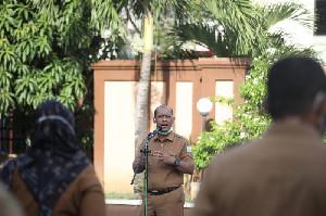 Disiplin ASN Jadi Modal Penguatan Dayah Menuju Aceh Hebat