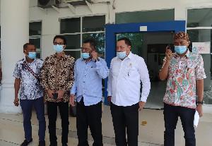 Pansus DPRA Sidak Biro PBJ Setda Aceh, Ada Apa?