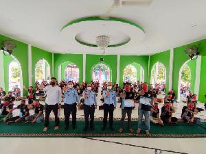 Kadivpas Aceh Evaluasi Kepatuhan Warga Binaan Pasca Rehab Narkoba