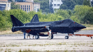 Rusia Rilis Jet Tempur 'Siluman'