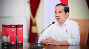Duka Cita Dari Jokowi Kepada Seluruh Korban Meninggal Covid-19